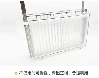 China Two Layers Kitchen Storage Racks Thicker Plate Strong And More Durable supplier