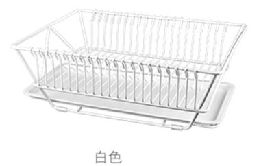 China Countertop Antique Style Kitchen Organizer Rack For Fruit And Vegetable supplier