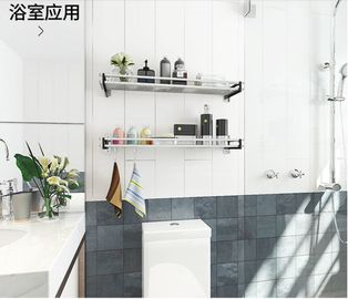 China Outstanding Performance Kitchen Wall Rack , Anti Rust Wall Shelves For Dishes supplier